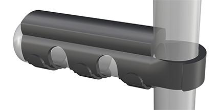 Flexivity Crutch Grip Installation - Step 4